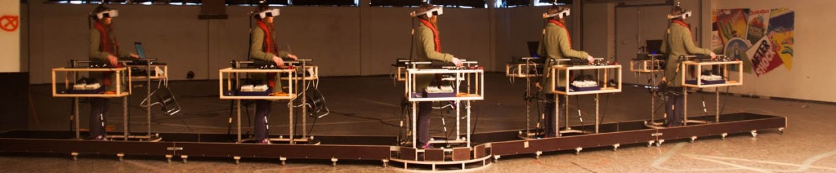 MOVE – Mobile EEG in Virtual Environments